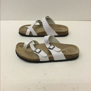 TF Star women's sandals size 7